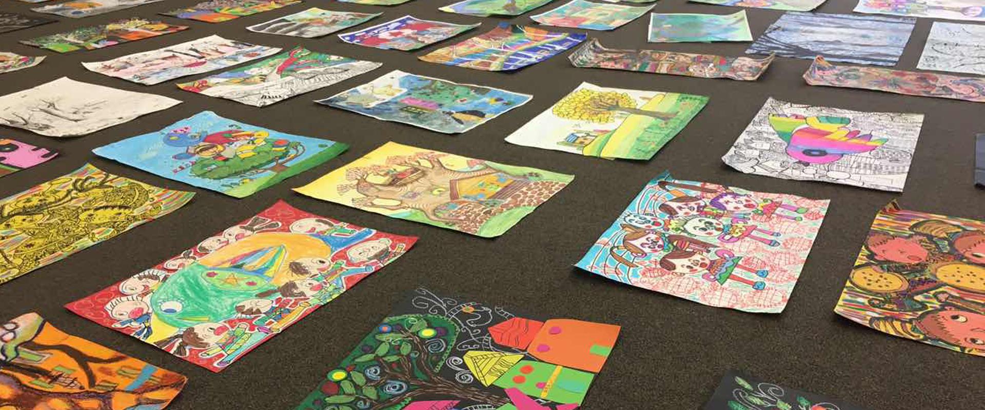 2018 Canada International Children's Art Festival